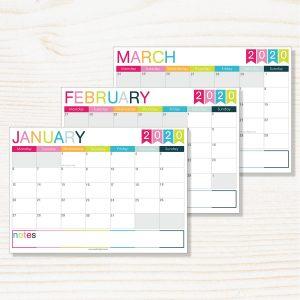 Fridge Calendars